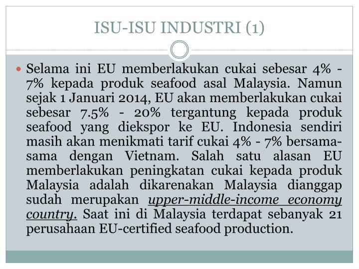 ISU-ISU INDUSTRI (1)