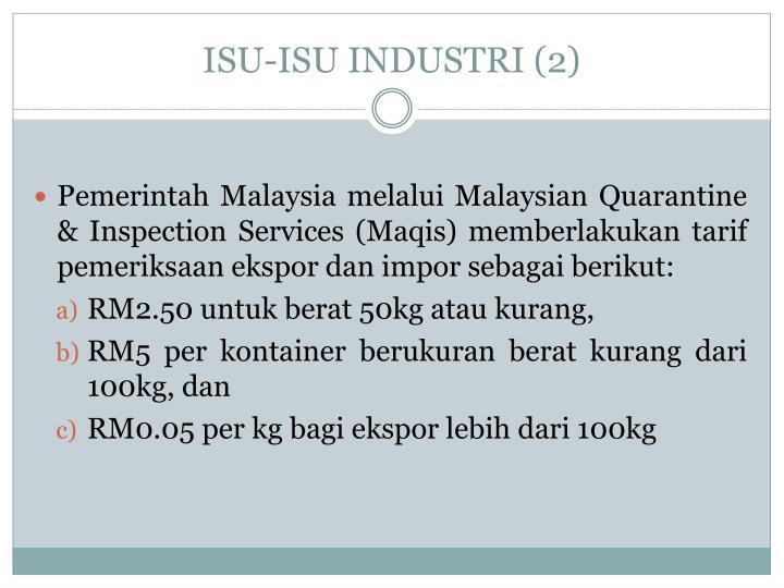 ISU-ISU INDUSTRI (2)