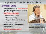 important time periods of china3
