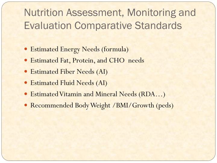 an analysis of an overview on nutrition assessment The target audience is newer members of the risk analysis community it is a generic overview with some focus on food safety from an international perspective, and serves as a contextual primer for anyone interested in or involved with a broad range of risk analysis activities, regardless of application.