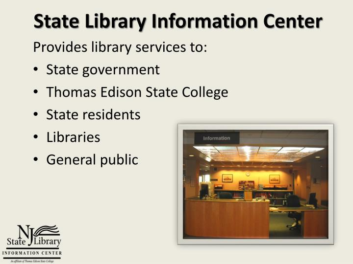 State Library Information Center