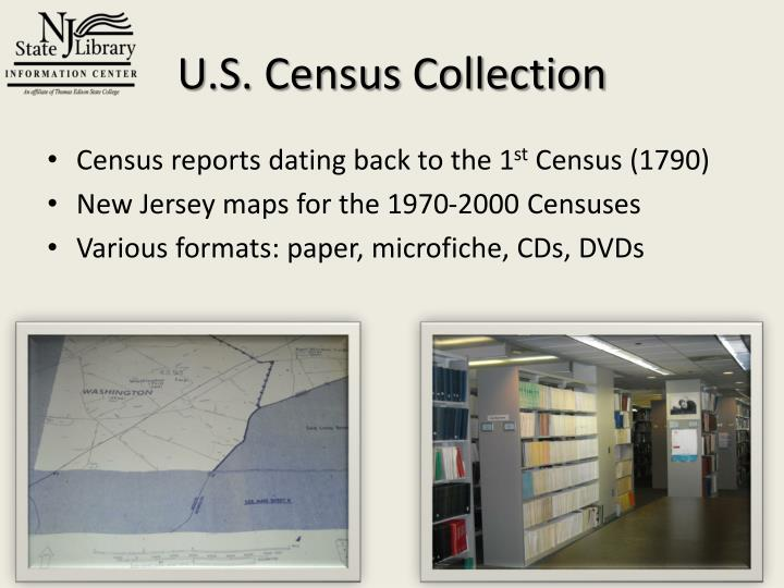 U.S. Census Collection