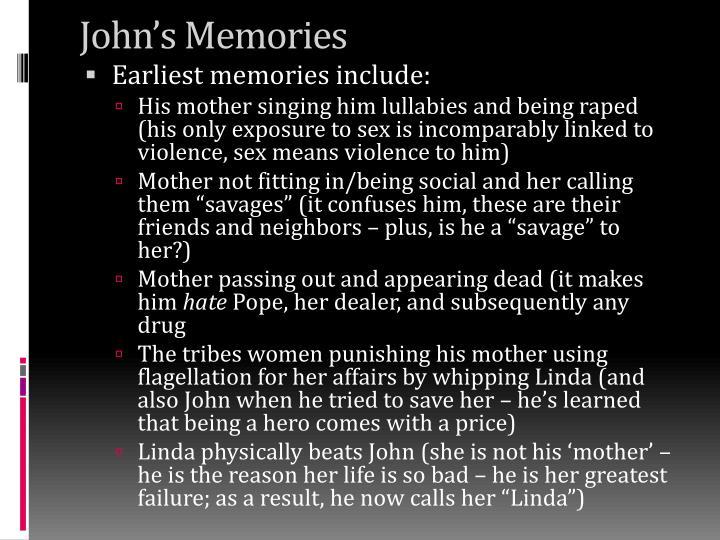 John's Memories