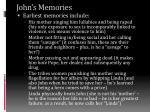 john s memories1