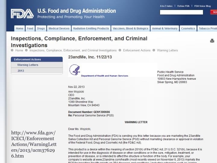 http://www.fda.gov/ICECI/EnforcementActions/WarningLetters/2013/ucm376296.htm