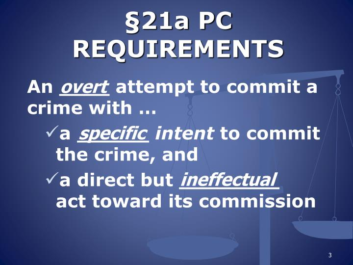 21a pc requirements