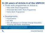 3 20 years of article 6 of the unfccc