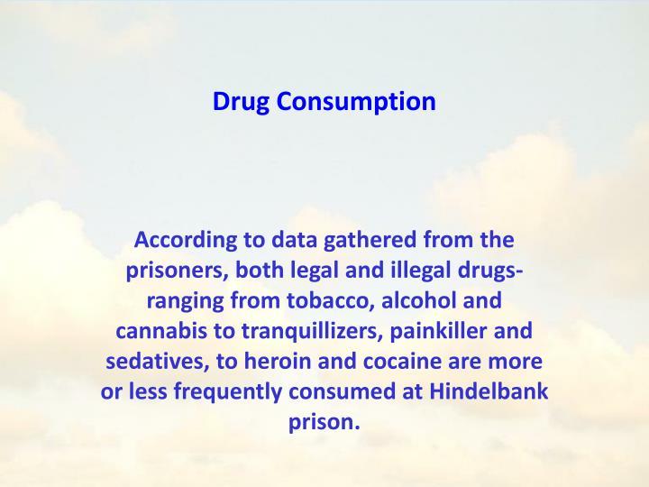 Drug Consumption