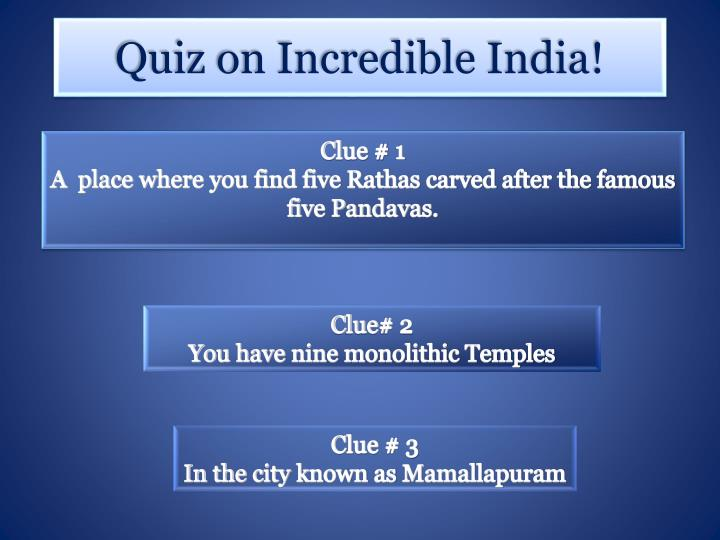 Clue #