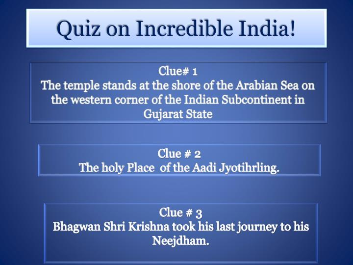 Clue# 1