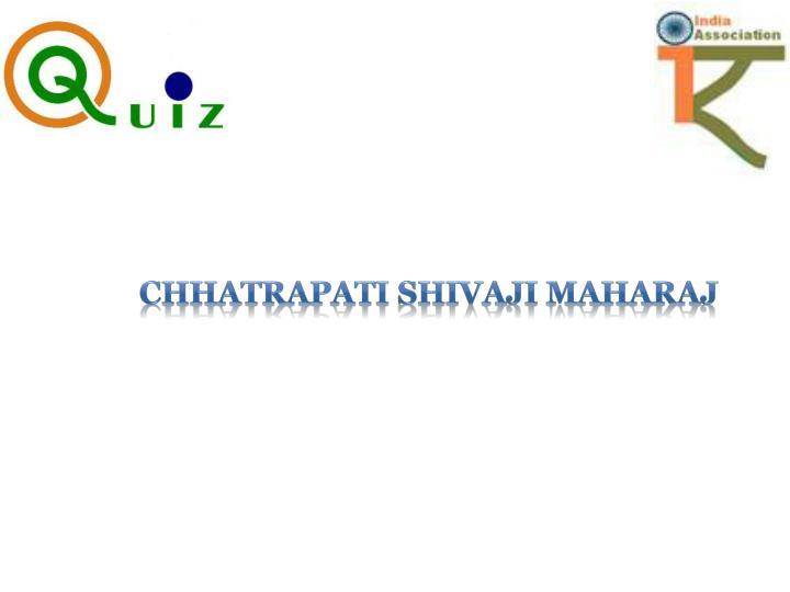 Chhatrapati