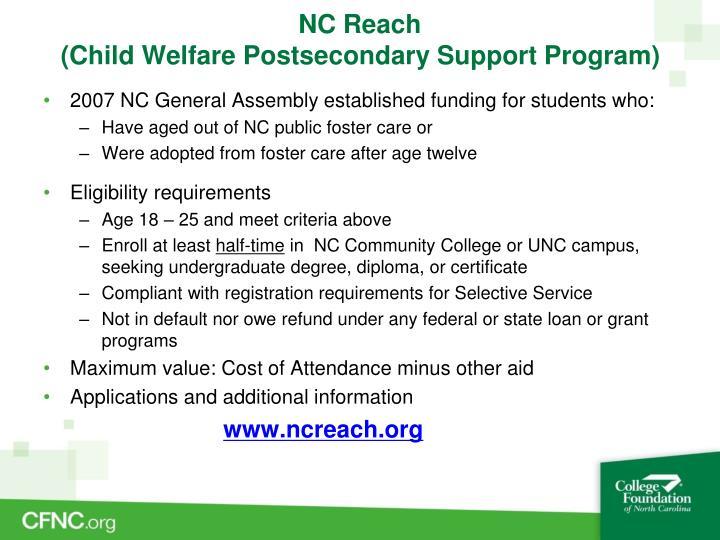 NC Reach