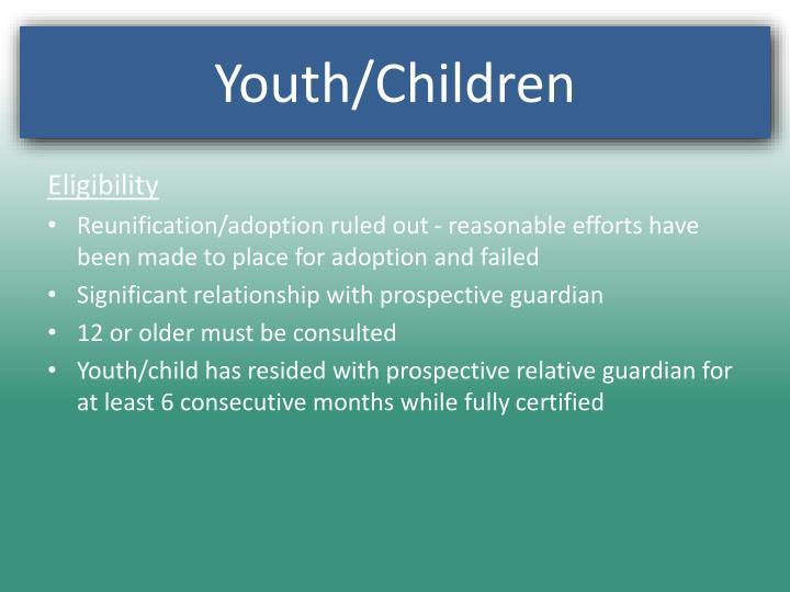 Youth/Children