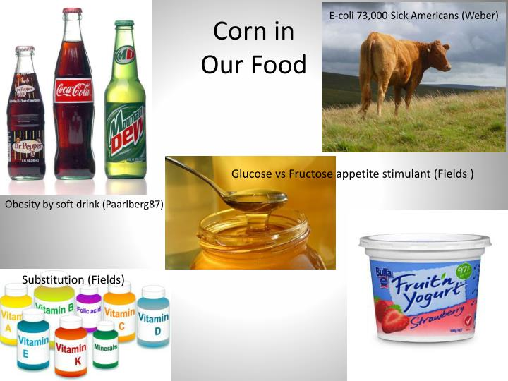 E-coli 73,000 Sick Americans (Weber)