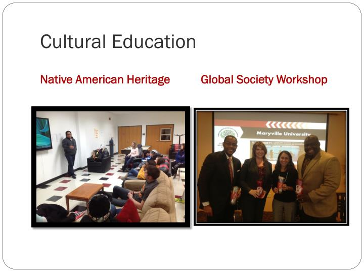 Cultural Education