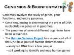 genomics bioinformatics1