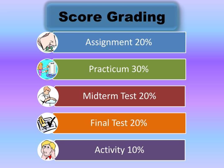 Score Grading