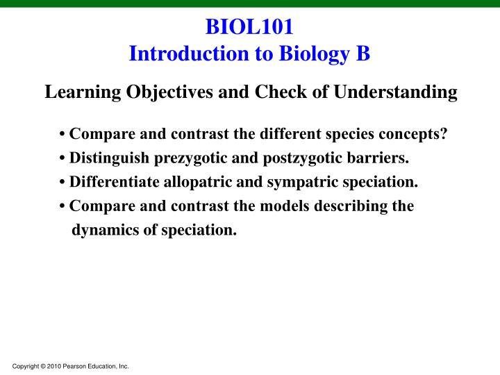 BIOL101