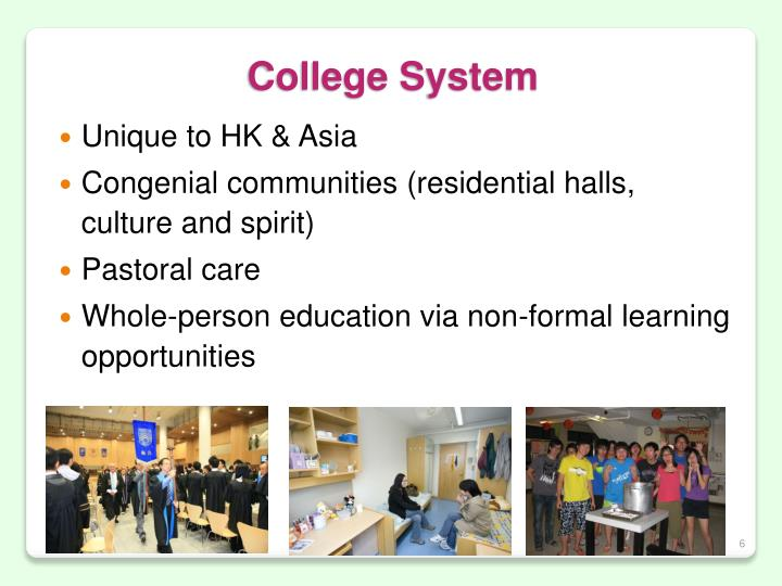 College System