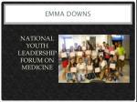emma downs