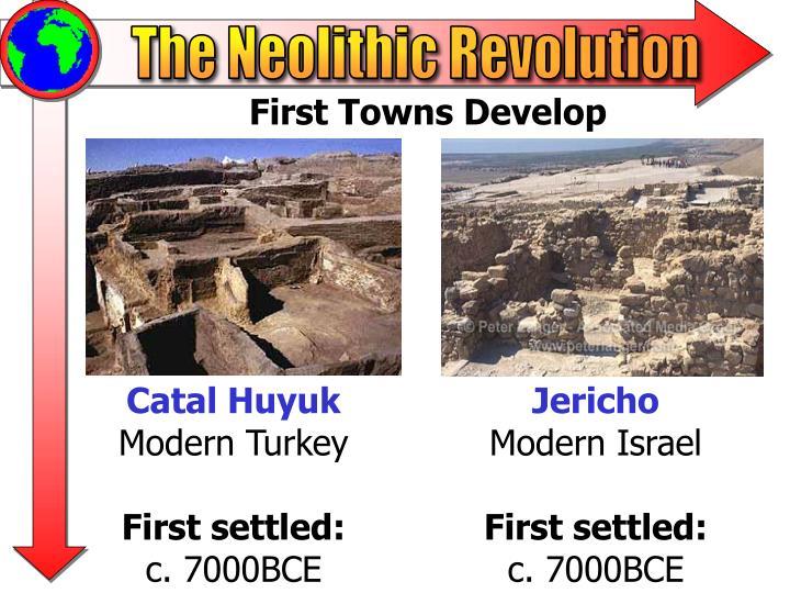 The Neolithic Revolution