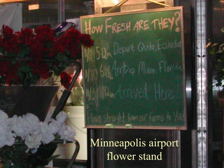 Minneapolis airport
