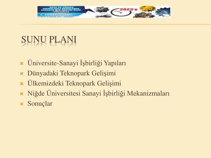 Üniversite-Sanayi İşbirliği