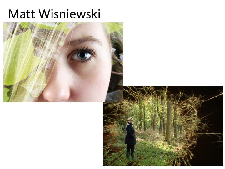 Matt Wisniewski