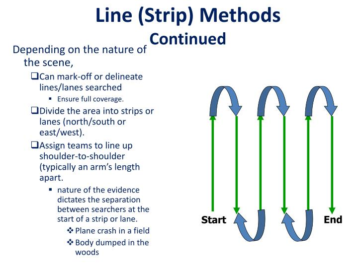 Line (Strip) Methods