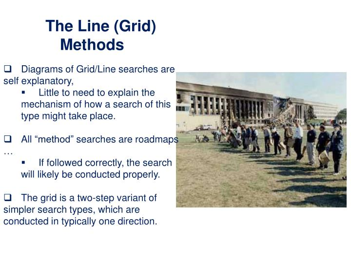 The Line (Grid) Methods