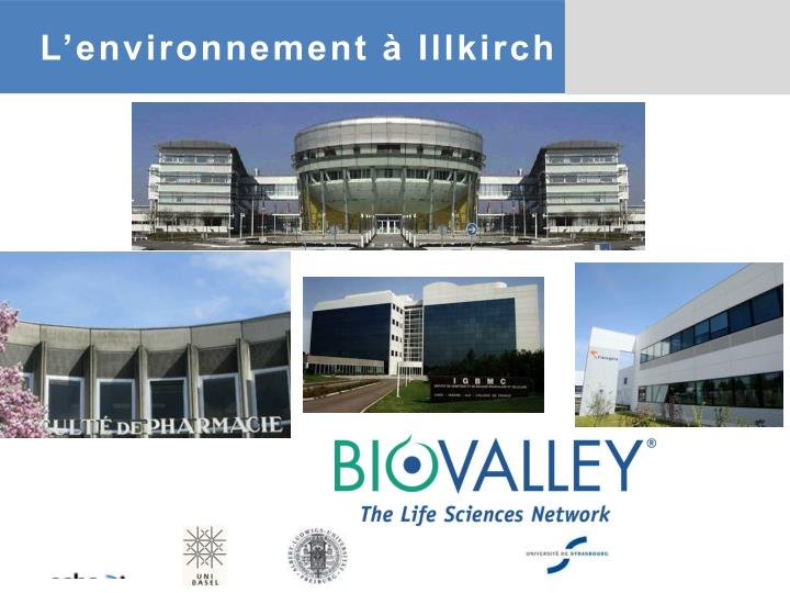 L'environnement à Illkirch