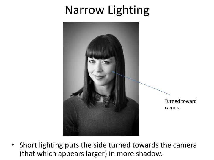 Narrow Lighting