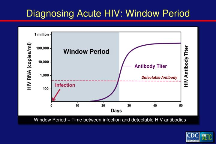 Diagnosing Acute HIV: Window Period