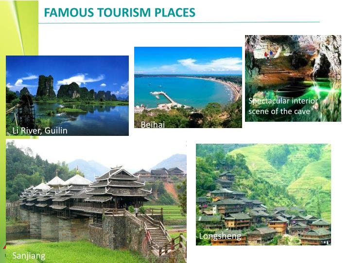 Famous Tourism Places