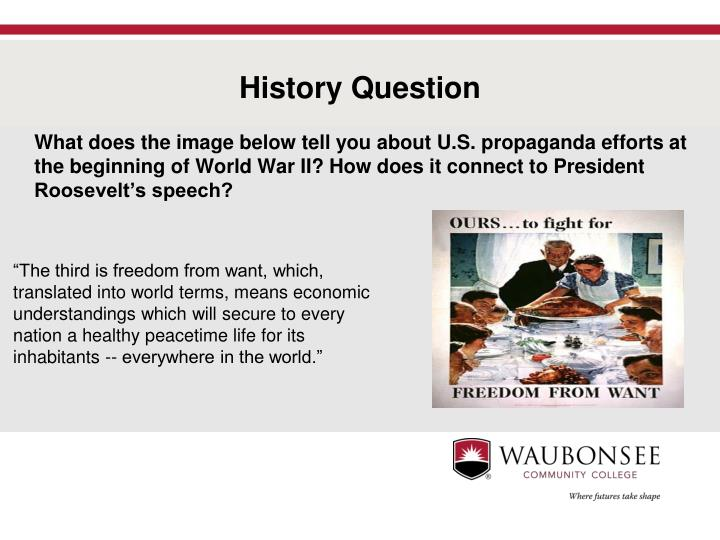 History Question