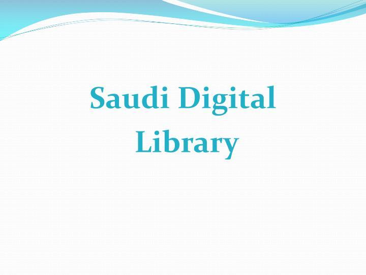 Saudi Digital