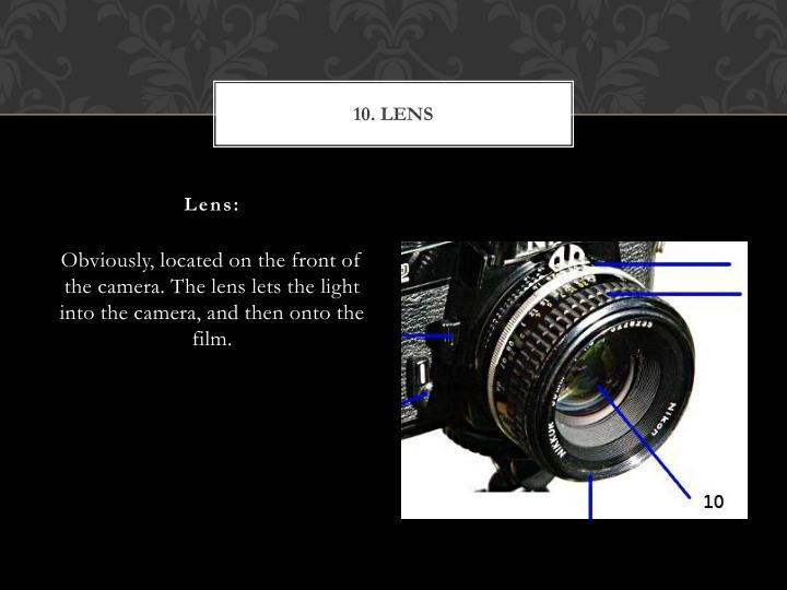 10. lens