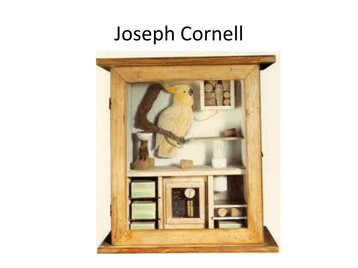 Joseph Cornell