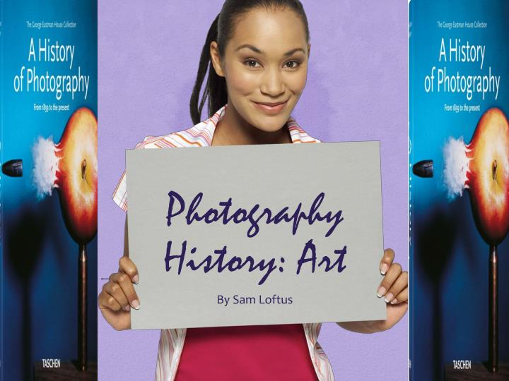 Photography history art