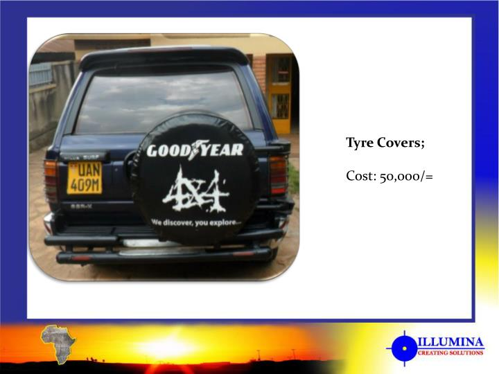 Tyre Covers;
