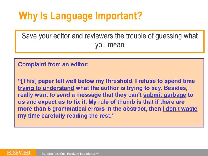Save your editor and reviewers the trouble of guessing what you mean
