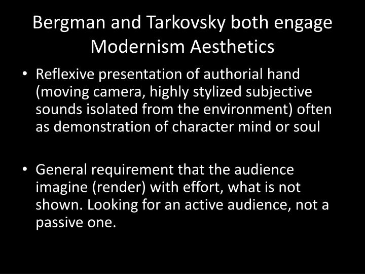 Bergman and