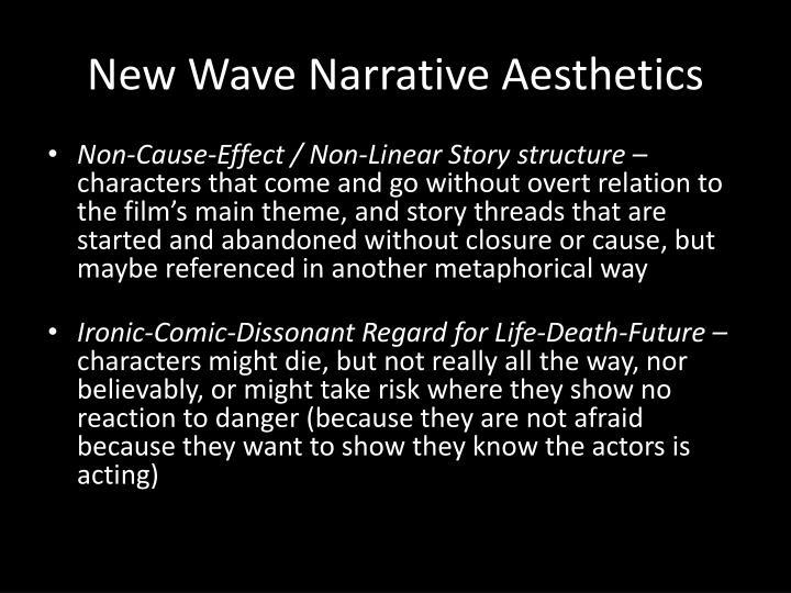 New Wave Narrative Aesthetics