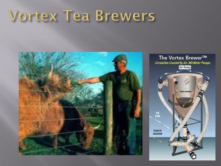 Vortex Tea Brewers