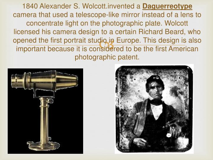 1840 Alexander S.