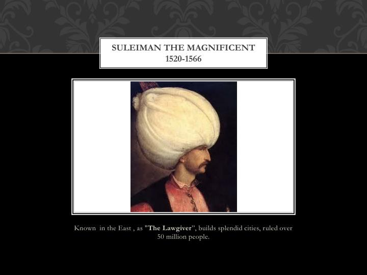 Suleiman the