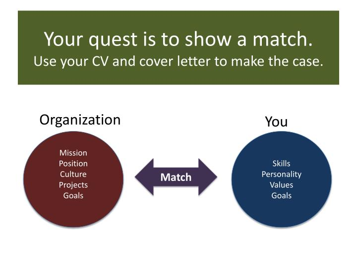 Your quest is to show a match.