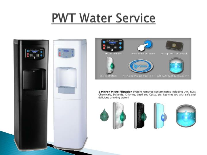 PWT Water Service