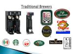traditional brewers