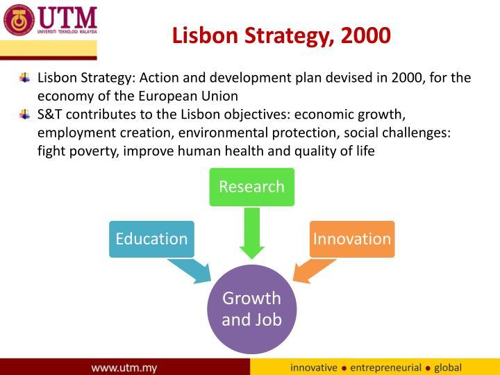 Lisbon Strategy, 2000